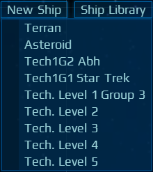 ship classes/tech level